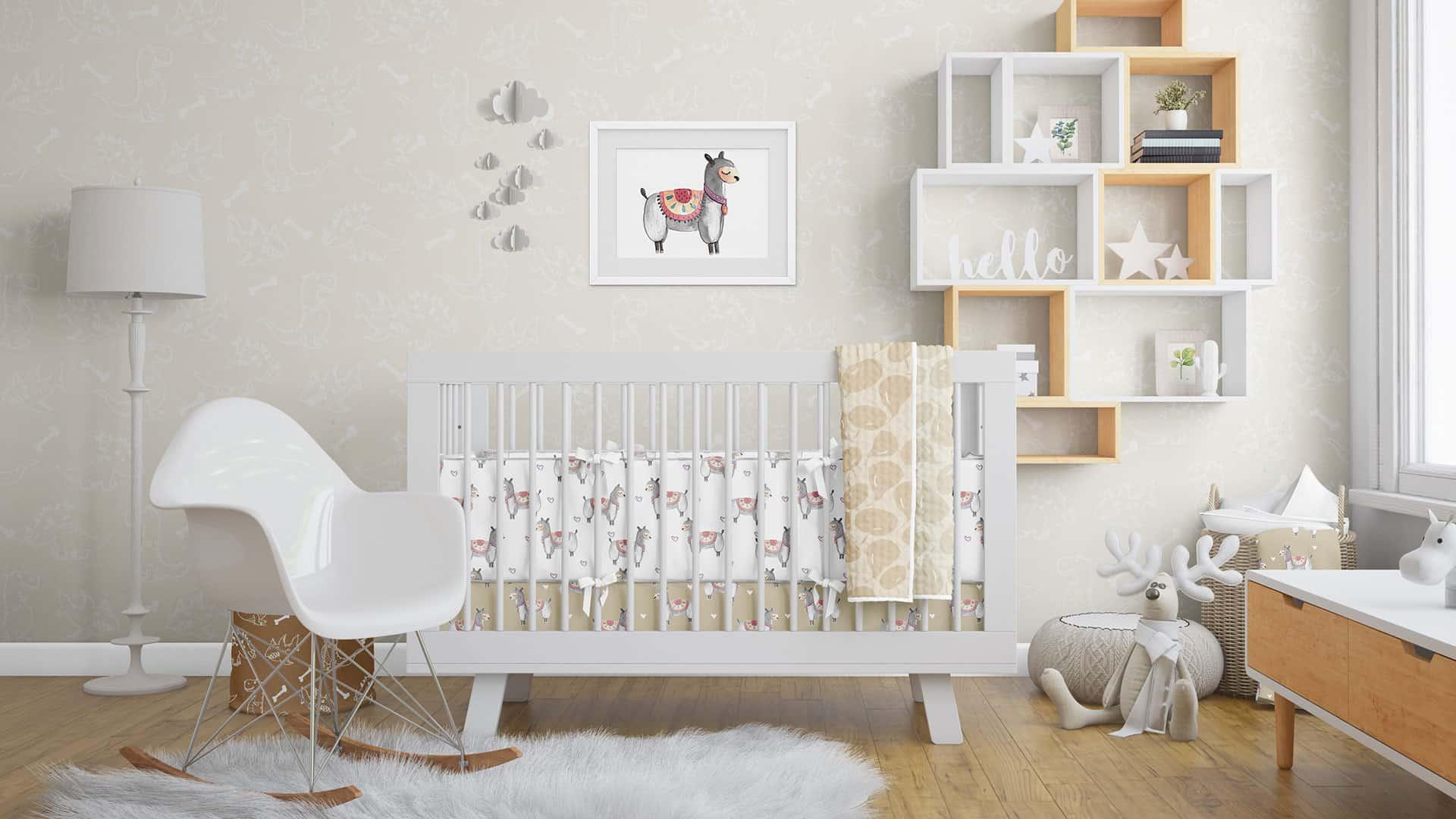 progetto unico stanza per bambini
